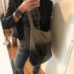🎉HP🎉 B&B Ombré Leather Hobo Bag